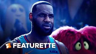 Space Jam: A New Legacy - Family Featurette - Enter Their World