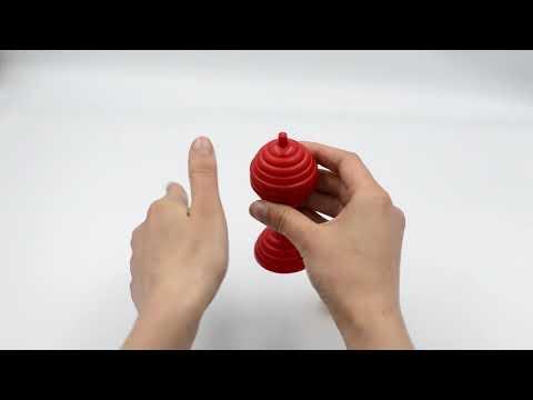 Magijos triukas- Vaza ir kamuoliukas