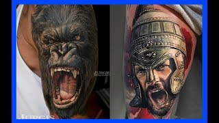 BEST TATTOOS FOR MEN 2018 | BEAUTIFUL TATTOOS FOR MEN | AMAZING TATTOOS FOR MEN | IDEA TATTOO MEN