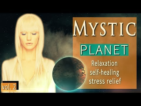 NEW RELAX💫MYSTIC PLANET, asteroids and cosmic dust💫RELAXATION, SELF-HEALING, STRESS RELIEF
