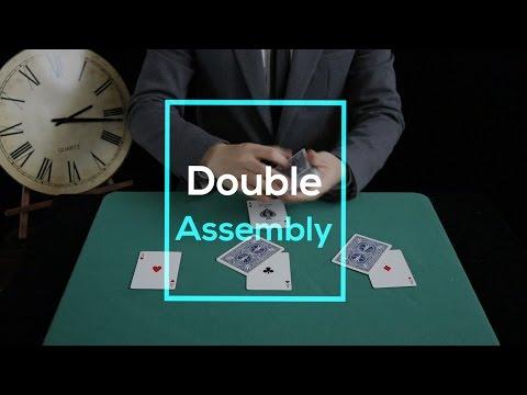 Do Ki Moon/Card Trick-'Double Assembly' 마술사 도기문