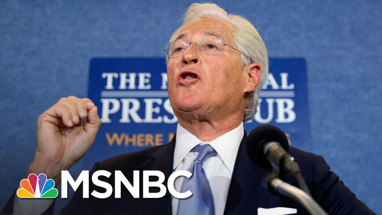 Donald Trump Lawyer Botches NYTimes James Comey Memo Timeline | Rachel Maddow | MSNBC thumbnail
