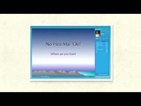 how to learn hawaiian language for free online
