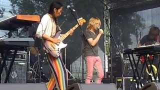 Is This the Best Spot? Ariel Pink's Haunted Graffiti live in Moscow
