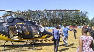 preview picture of video 'CS MATIANGI AT EMBU KENYA SCHOOL OF GOVERNMENT'