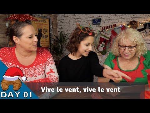Ze French Jingle Bells Singalong Vive Le Vent