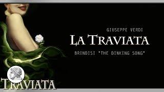 Traviata - Drinking Song - Lyrics