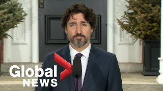 Coronavirus outbreak: Trudeau pushing for 10 days of paid sick leave from provinces | FULL