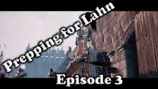 Black Desert Online - Prepping for Lahn - Ep  4 - Mem Frags - Most