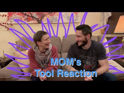 Tool - Wings for Marie 1 and 2 10,000 Days - Mom's Reaction / Review / Score