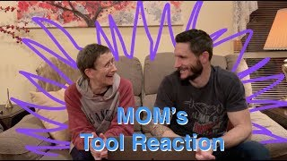 Tool   Wings For Marie 1 And 2 10,000 Days   Mom's Reaction  Review  Score