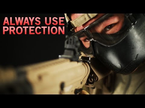 Always Use Protection! – New P.I.G. Gloves and Other Protective Gear! | Airsoft GI