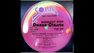 Midnight Star   Midas Touch (Extended Dance Mix)