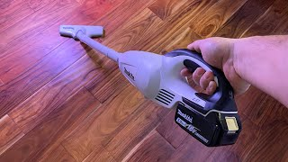 Makita Cordless 18V Vacuum | Is it worth it? Should You Buy One?