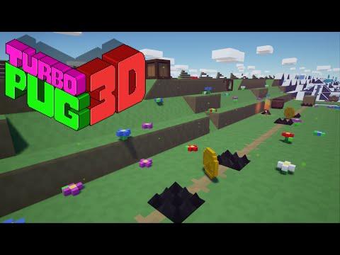 Turbo Pug 3D