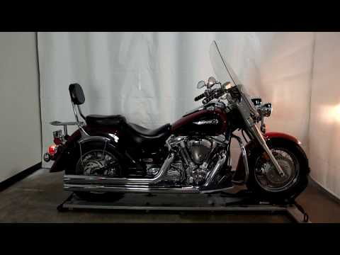 2001 Yamaha Road Star in Eden Prairie, Minnesota - Video 1