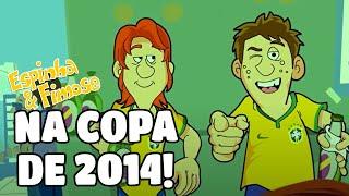ESPINHA E FIMOSE NA COPA DE 2014! RELEMBRE!