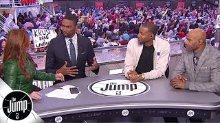 Tracy McGrady, Chris Bosh and Vince Carter reflect on the Raptors' NBA Finals run   The Jump