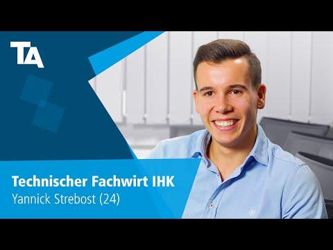 Yannick Strebost (24) – Technischer Fachwirt IHK – Erfahrungsbericht