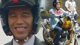 Nolan N104 Dijual hingga Rp5 Juta, Berikut Harga Helm Lain yang Pernah Dipakai Jokowi