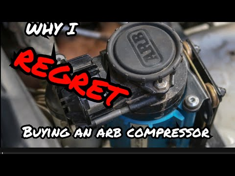 Why I REGRET buying an ARB compressor