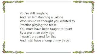 Fee Waybill - You're Still Laughing Lyrics
