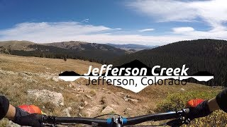 Jefferson Creek Descent