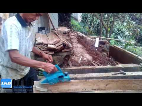 Video Pembuatan Kandang Ulat Jerman  - Cara Budidaya Ulat Jerman (Part 6) By Taofik AB