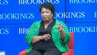 Stacey Abrams On Fighting Voting Suppression