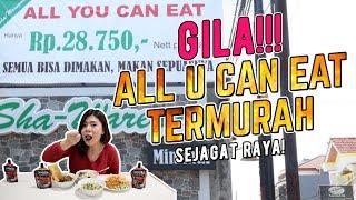 VIRAL !!! ALL U CAN EAT TERMURAH!! MAKAN DAGING SEPUASNYA !!!