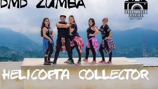 Helicopta Collector ZUMBA DMD