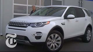 2015 Land Rover Discovery Sport | Driven: Car Reviews | The New York Times