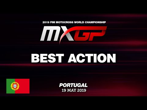Portuguese Sun Sparks Explosive Action in Agueda - MXGP of Portugal 2019 #Motocross