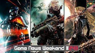 Игровые Новости — Game News Weekend #243 | (Battlefield 5, Call of Duty Black Ops 4, PS5, Code Vein)