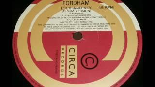 "Julia Fordham - Lock and Key - Vinyl 12"" Single Record"