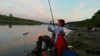 Рыбалка база на оке