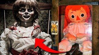 Conheça hoje a verdadeira história por trás da Boneca ANNABELLE!!