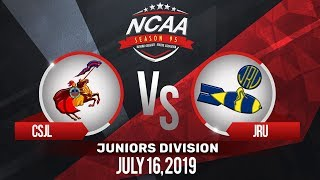 CSJL Vs. JRU | NCAA 95 Jrs Basketball | July 16, 2019