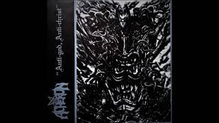 Acheron- Anti-God, Anti-Christ 1996 (FULL ALBUM) (VINYL RIP)