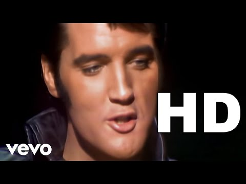 Elvis Presley - Blue Christmas (feat. Martina McBride)