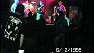 Patriot live part 1 at the Turtle Greensboro NC 6-2-95 Days Of Oi