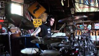 Arsis - The Things You Said (Drum Cover)