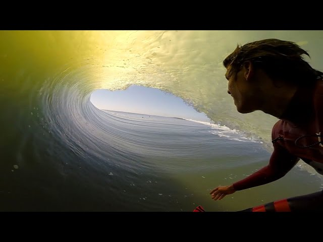 GoPro: Koa Smith's 27 Second Skeleton Barrel - GoPro of the World August Winner
