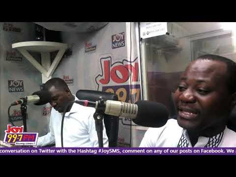 #JoySMS Newspaper Review on Joy FM (26-8-19)