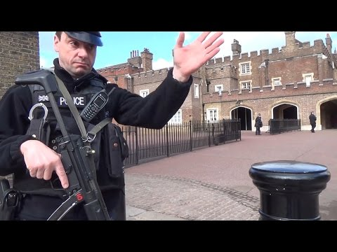 Measuring the Police State
