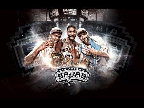 San Antonio Spurs - Counting Stars (NBA MIX) 2016