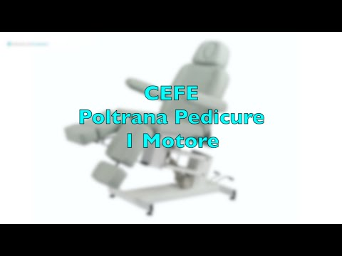 CEFE Pedicure chair 1 motor