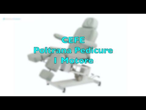 CEFE Poltrona pedicure 1 motore