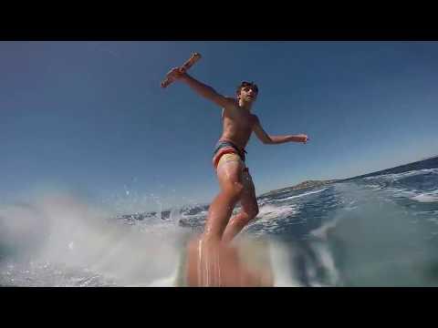 WAKEBOARD ma con la TAVOLA DA SURF
