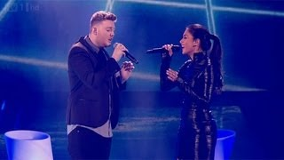 Джеймс Артур, James and Nicole sing Bob Dylan's Make You Feel My Love - Live Week 10 - The X Factor UK 2012